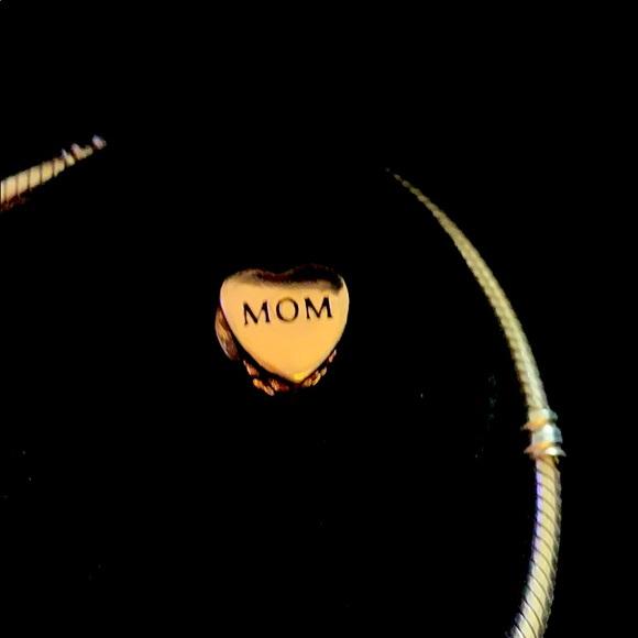 Pandora type mom charm